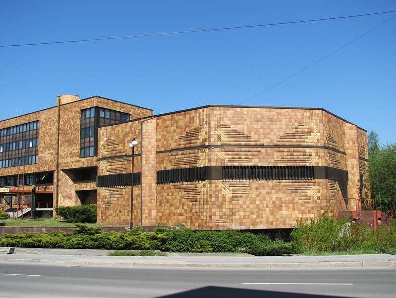 5406c751f Administratívna budova v Žiline — Žilina Gallery
