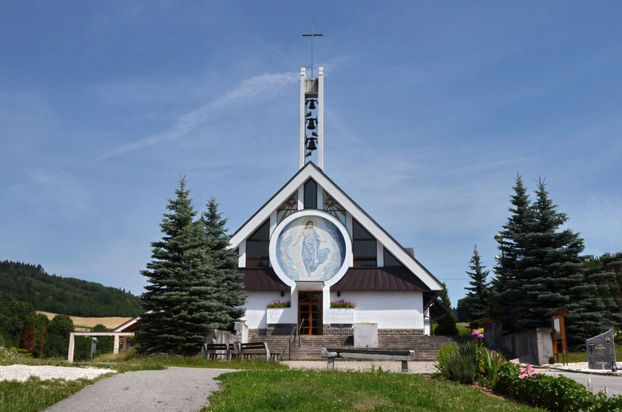 8b6cb0ecc Farský kostol v Považskej Teplej — Žilina Gallery