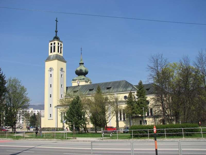 5aa967e05 Farský kostol Pov. Bystrica — Žilina Gallery