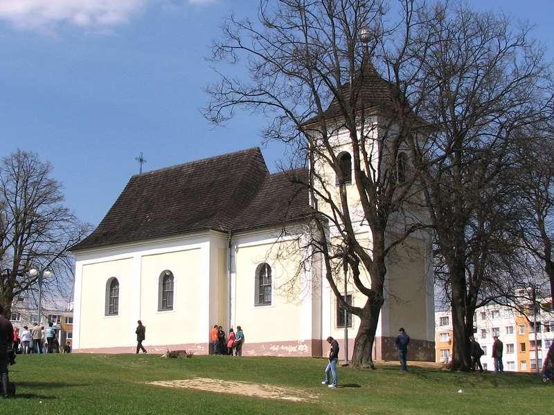 0971c186b Farský Kostol sv. Heleny — Žilina Gallery