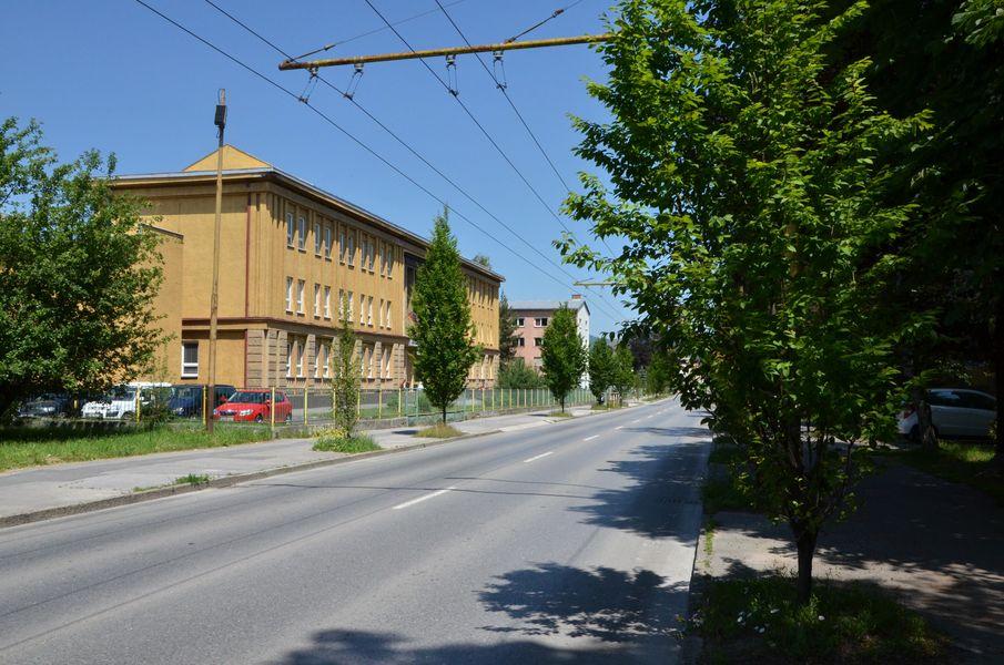 SOŠ elektrotechnická — Žilina Gallery 6190f88c7ae