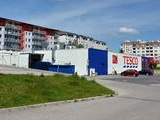 Supermarket TESCO Hájik