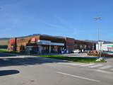Supermarket TESCO Rajec