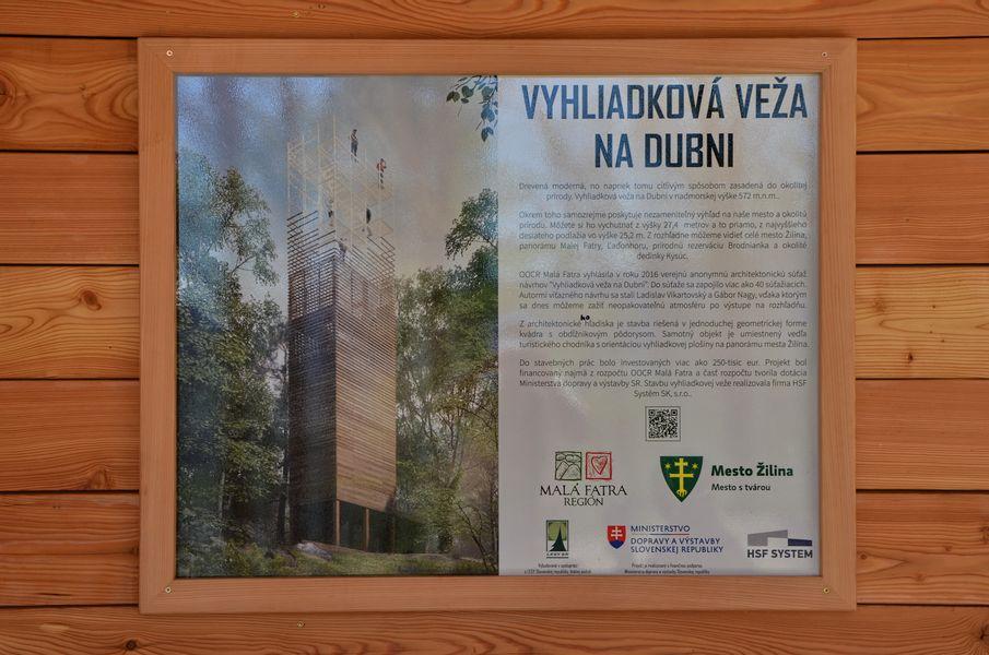 5f071dc21 Vyhliadková veža na Dubni — Žilina Gallery
