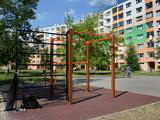 Workout park Solinky