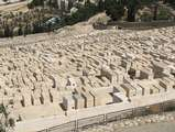Jewish cemetery on Mount of Olives