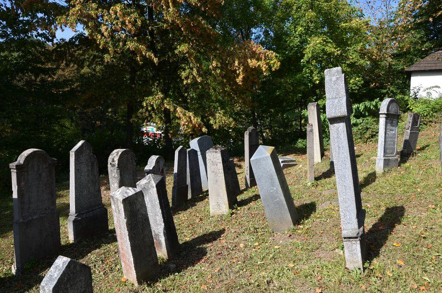 Židovský cintorín Kremnica