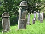Old Jewish Cemetery in Beckov