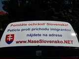 Protest proti imigrantom